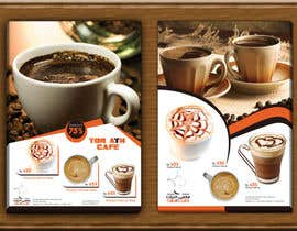 #42 cho Design a Flyer for Cafe products bởi tahira11