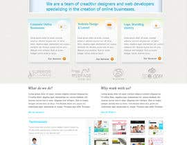 nº 11 pour Website Design for Simply Good Websites Ltd. par mohon7613464