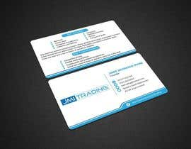 Nro 32 kilpailuun Double Sided Business Card käyttäjältä kushum7070