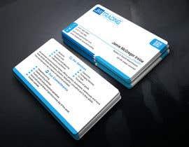 Nro 43 kilpailuun Double Sided Business Card käyttäjältä kushum7070
