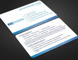 Nro 2 kilpailuun Double Sided Business Card käyttäjältä Warna86