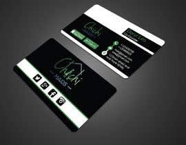 rajibsarker5864 tarafından Design modern business card with social media icons and available to download on IOS and Android için no 15