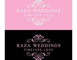 #84 para Design a Logo for  Wedding Company por HammyHS