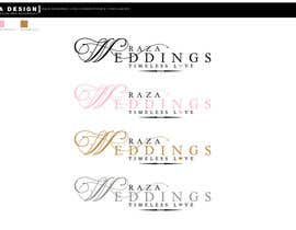 #191 for Design a Logo for  Wedding Company by SanjitKaur79