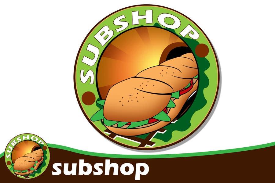 #123 for Logo Design for Subshop by rogeliobello