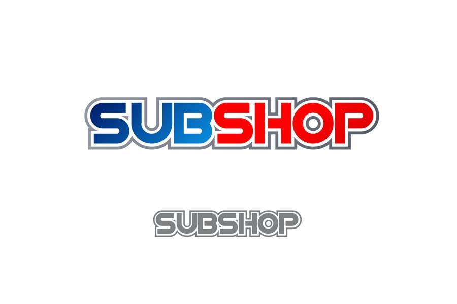 Konkurrenceindlæg #                                        212                                      for                                         Logo Design for Subshop