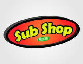 #215 for Logo Design for Subshop af xntss