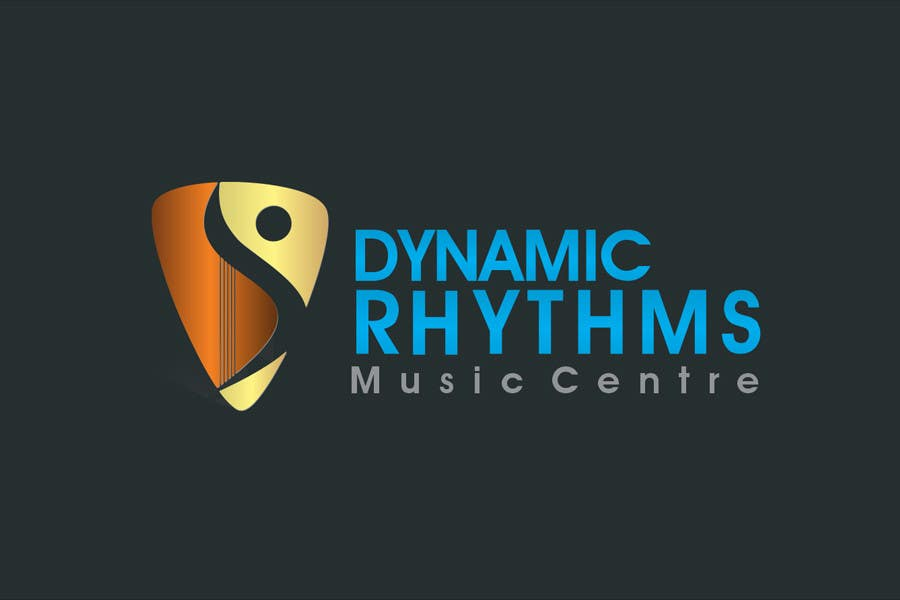 Kilpailutyö #241 kilpailussa Logo Design for Dynamic Rhythms Music Centre