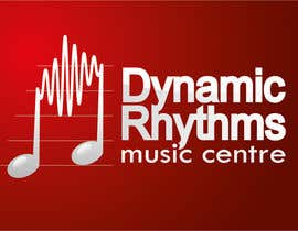 #263 для Logo Design for Dynamic Rhythms Music Centre от yreenhiba