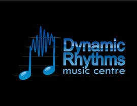 #204 for Logo Design for Dynamic Rhythms Music Centre by yreenhiba