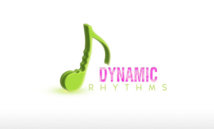 Kilpailutyö #134 kilpailussa Logo Design for Dynamic Rhythms Music Centre