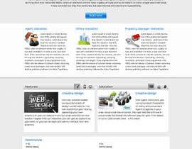 #7 for Update the Web Site Design for 3xAgent.com by webidea12