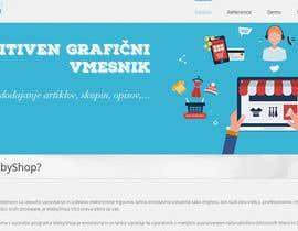 Nro 8 kilpailuun webshop banner käyttäjältä denitsadimitrova