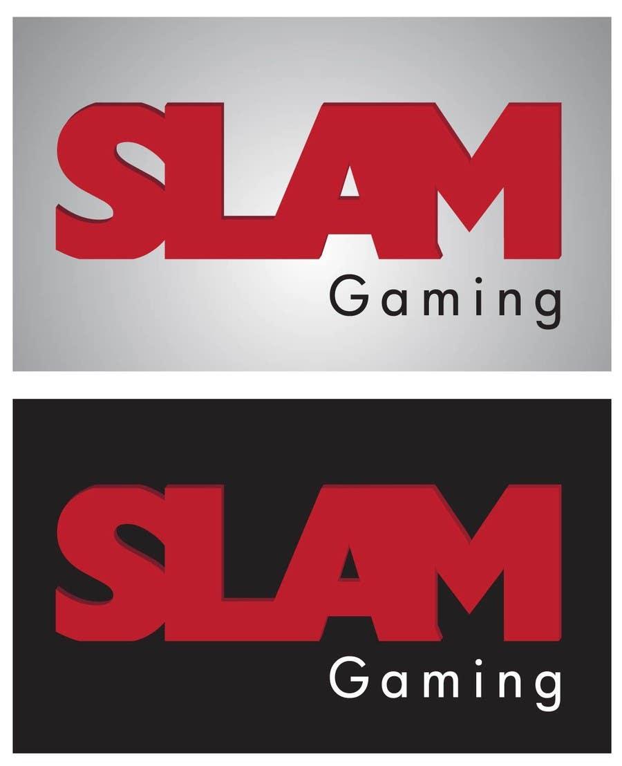 Penyertaan Peraduan #45 untuk Design a Logo for SLAM Gaming