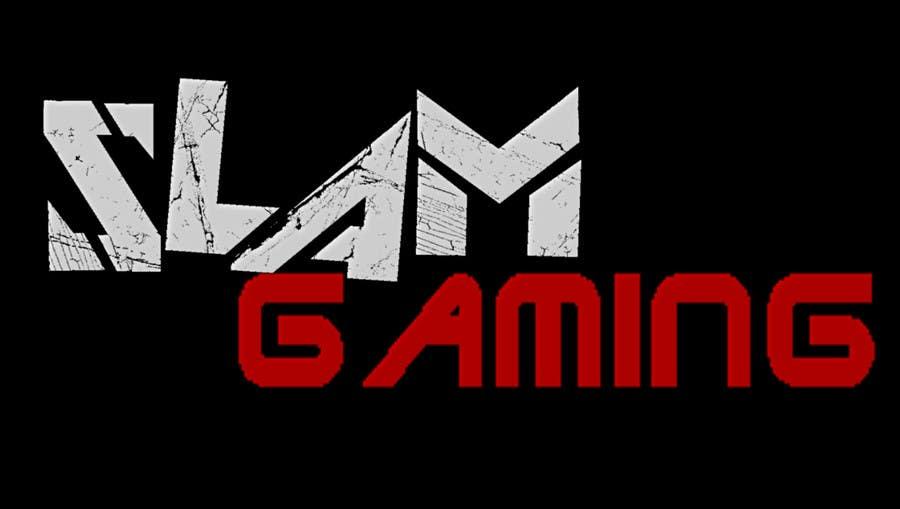 Penyertaan Peraduan #8 untuk Design a Logo for SLAM Gaming