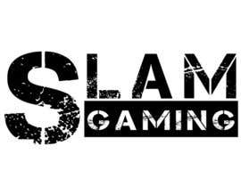 #1 para Design a Logo for SLAM Gaming por kprasad93