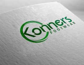 swdesignindia tarafından Logo design for Footwear: Konners için no 6