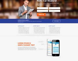 #6 for Design a Simple Website for A Credit Card Processing Company by tania06