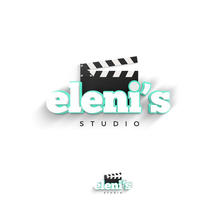 Kilpailutyö #26 kilpailussa Design a Logo- Eleni's Studio