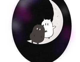Nro 9 kilpailuun Illustrate Noir Blanc - the two little creatures -- 2 käyttäjältä agnesbernadett