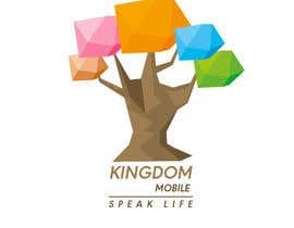 ranjeettiger07 tarafından KINGDOM MOBILE Logo Design Contest için no 33