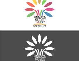 mafaizin99 tarafından KINGDOM MOBILE Logo Design Contest için no 8