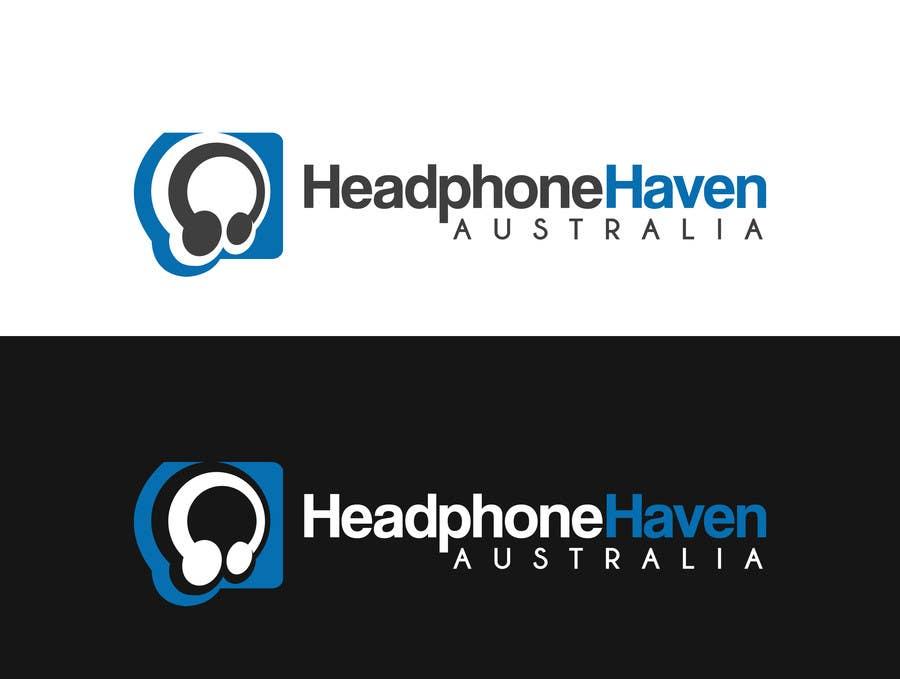 Konkurrenceindlæg #2 for Design a Logo for Headphone Haven