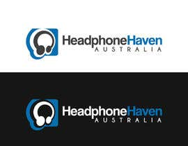 texture605 tarafından Design a Logo for Headphone Haven için no 2