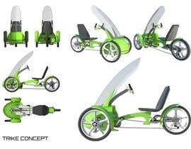 Nro 16 kilpailuun Design Sketch to a new ebike käyttäjältä yadisudjana