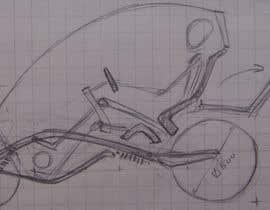 Nro 17 kilpailuun Design Sketch to a new ebike käyttäjältä stoth