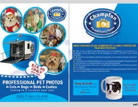 #36 cho Design a Flyer for Pet and Family Photography Business bởi eClickApps