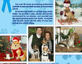 #50 for Design a Flyer for Pet and Family Photography Business by atomixvw