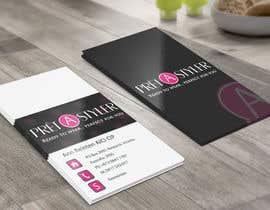 nº 44 pour Design some Business Cards for PretaStyler par nemofish22