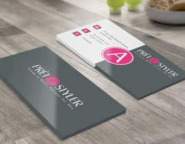 Nro 45 kilpailuun Design some Business Cards for PretaStyler käyttäjältä nemofish22
