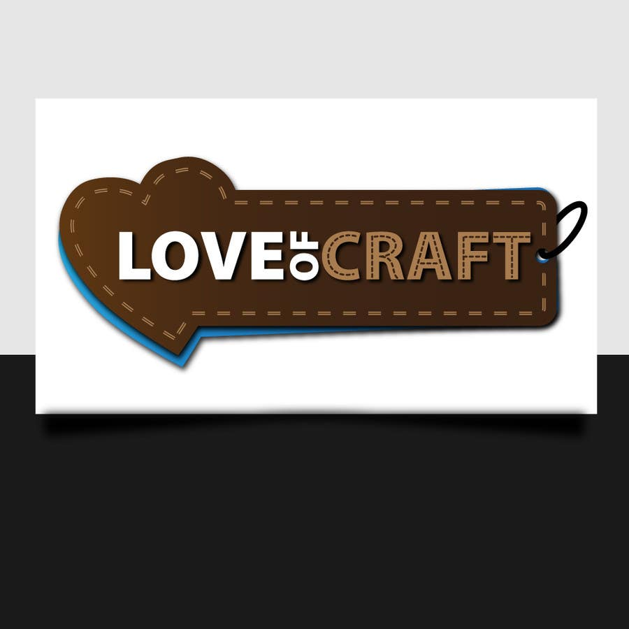 Penyertaan Peraduan #35 untuk Design a Logo for Love of Crafts