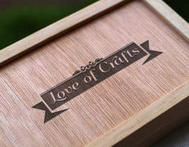 #15 untuk Design a Logo for Love of Crafts oleh beetok18