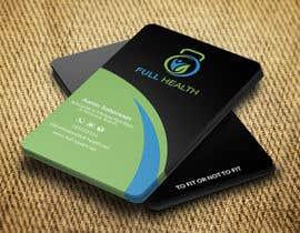 Nro 54 kilpailuun Design come Cool Business Cards for Full Health käyttäjältä BikashBapon