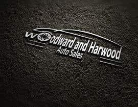 Nro 8 kilpailuun Design a Logo for Woodward Harwood Auto Sales käyttäjältä mehedi580