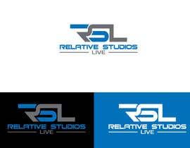 sunmoon1 tarafından Design a Logo for Relative Studios Live için no 11