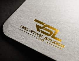 sunmoon1 tarafından Design a Logo for Relative Studios Live için no 17