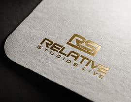 adilesolutionltd tarafından Design a Logo for Relative Studios Live için no 49