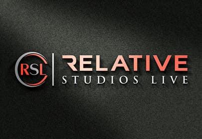 DesignDevil007 tarafından Design a Logo for Relative Studios Live için no 39