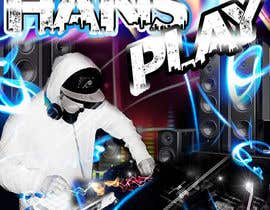 #41 para Design a Banner for an Electronic Music DJ por RERTHUSI