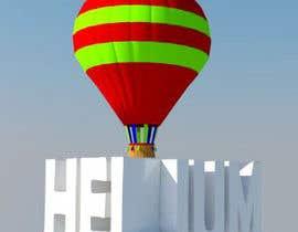 """Nro 41 kilpailuun Design a Logo for """"HELIUM"""" käyttäjältä kayvill"""