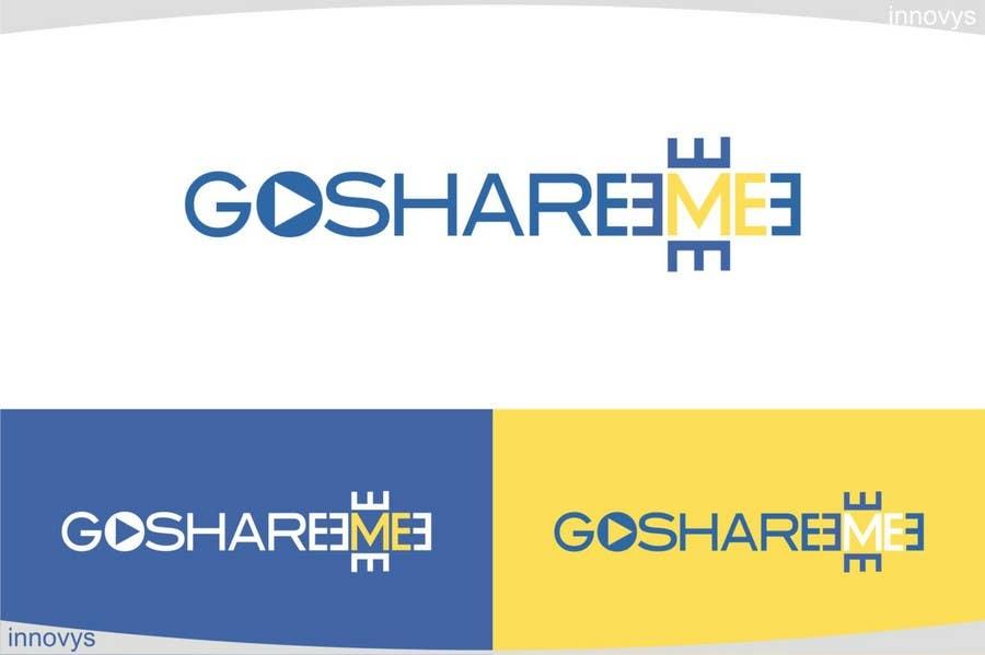 Inscrição nº                                         487                                      do Concurso para                                         Logo Design for GoShareMe