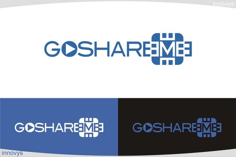 Inscrição nº                                         501                                      do Concurso para                                         Logo Design for GoShareMe