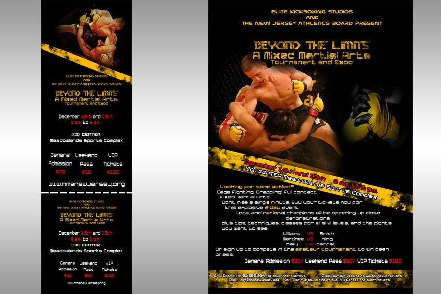 Kilpailutyö #41 kilpailussa Design the next Event Ticket and Poster for TicketPrinting.com!
