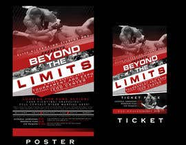 #31 untuk Design the next Event Ticket and Poster for TicketPrinting.com! oleh xcerlow