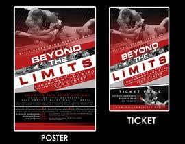 #42 para Design the next Event Ticket and Poster for TicketPrinting.com! por xcerlow