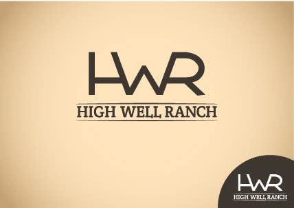 Penyertaan Peraduan #                                        39                                      untuk                                         Design a Logo for High Well Ranch